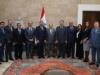 عون: لبنان سيعود الى الموقع الافضل في المنطقة