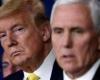 """تحذير أميركي: """"ممنوع الاقتراب"""" من ترامب أو بنس"""
