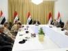 عبد المهدي يبحث التظاهرات مع القادة الامنيين