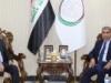 الأمين العام للمشروع الوطني العراقي الشيخ جمال الضاري يلتقي الدكتور نصار الربيعي